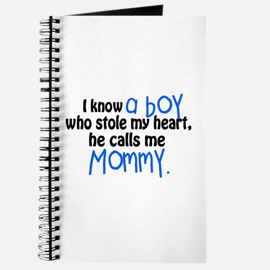 I know a boy Journal