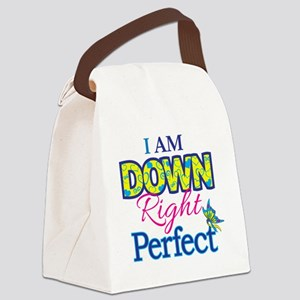 Iam_Down_Rt_Perfect Canvas Lunch Bag