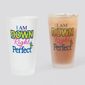 Iam_Down_Rt_Perfect Drinking Glass