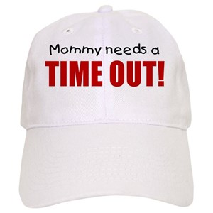 1bb7f86801e47 Daddy Needs Time Out Hats - CafePress