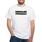 White UFO T-Shirt