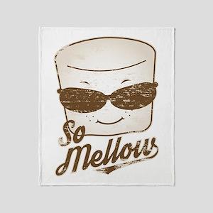 Marsh Mellow Throw Blanket