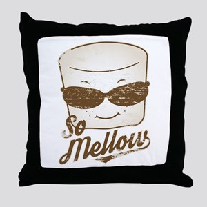 Marsh Mellow Throw Pillow