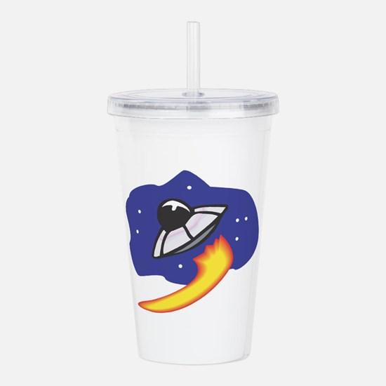 ufo copy.jpg Acrylic Double-wall Tumbler