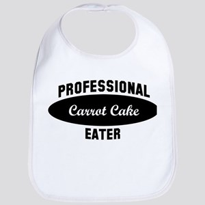 Pro Carrot Cake eater Bib