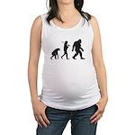 Evolution of Bigfoot Maternity Tank Top