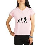 Evolution of Bigfoot Performance Dry T-Shirt