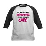Get Into Character/Like I Care B/M Baseball Jersey