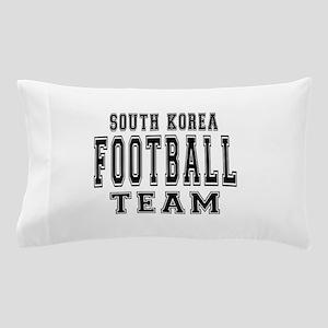 South Korea Football Team Pillow Case