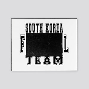 South Korea Football Team Picture Frame