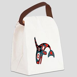 DIVER NOW Canvas Lunch Bag