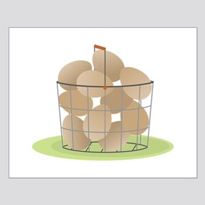 Eggs Basket Posters