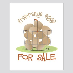 Free Range Eggs Posters