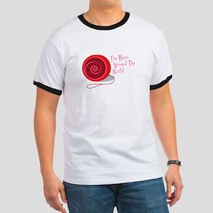 I've Been Around The World T-Shirt