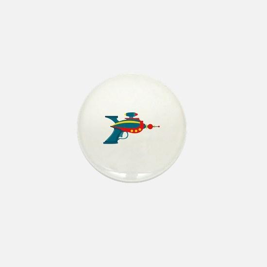 Ray Gun Mini Button