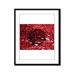 Digital universe Framed Panel Print