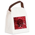 Digital universe Canvas Lunch Bag