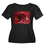 Digital universe Plus Size T-Shirt