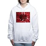 Digital universe Women's Hooded Sweatshirt