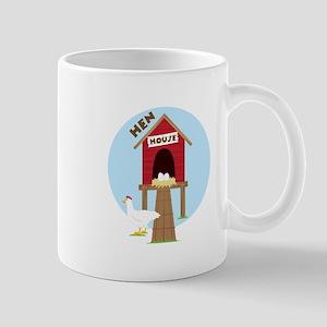 Hen House Mugs
