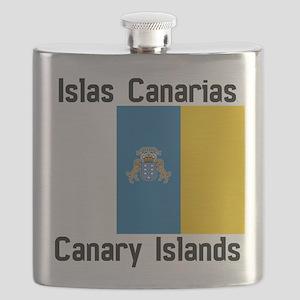 Canary Islands Flask