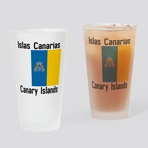 Canary Islands Drinking Glass