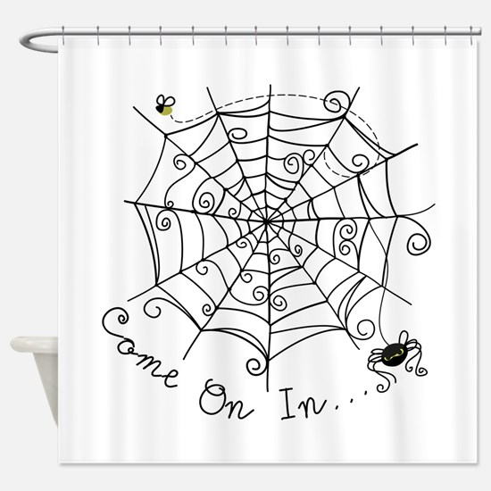 Come On In... Shower Curtain