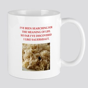 sauerkraut Mugs