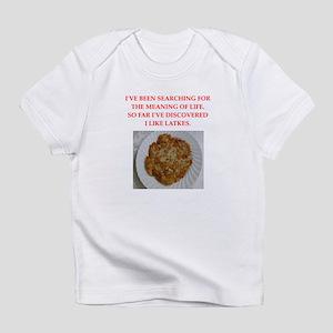 latkes Infant T-Shirt