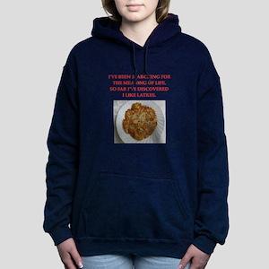latkes Women's Hooded Sweatshirt