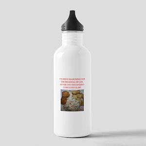 cole slaw Water Bottle
