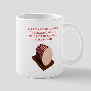 salami Mugs