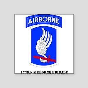 173rd Airborne Sticker