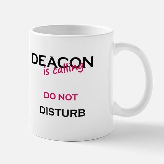 Deacon do not disturb Mugs
