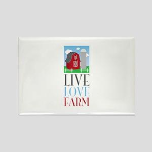Live Love Farm Magnets