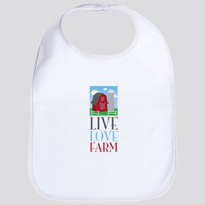 Live Love Farm Bib
