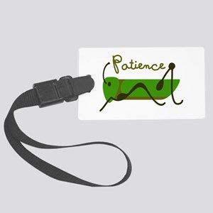 patience Luggage Tag