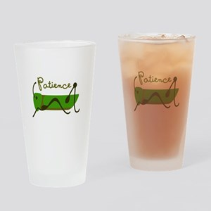 patience Drinking Glass