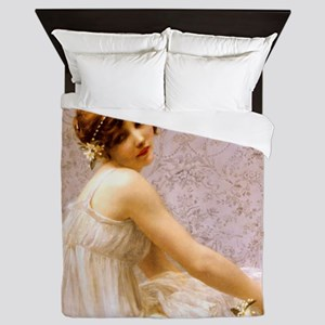 The Virgin Queen Duvet