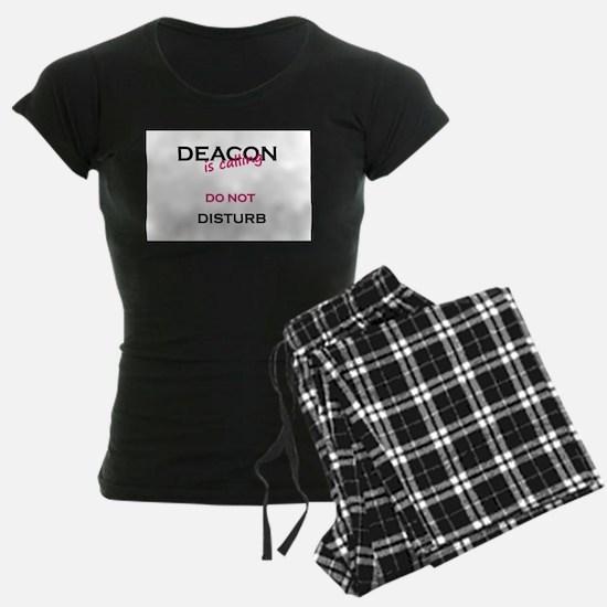 Deacon do not disturb Pajamas