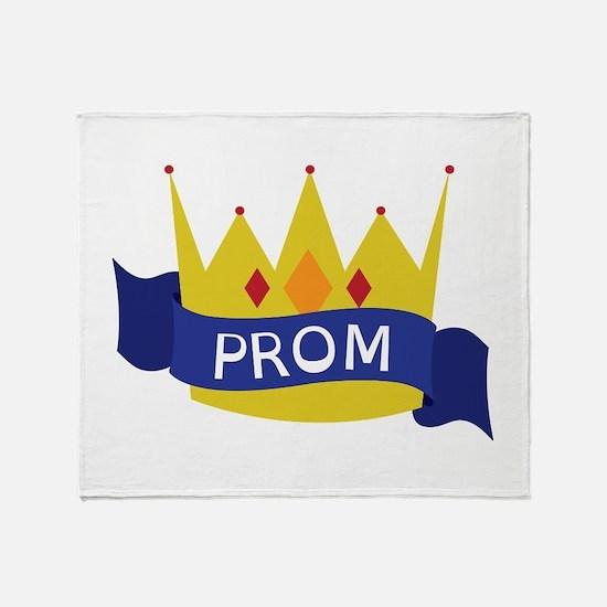 Prom Throw Blanket