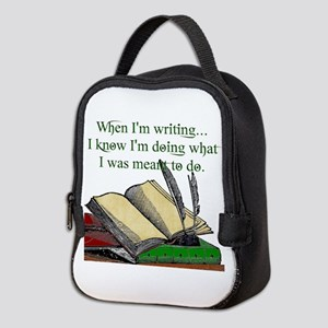When I write Neoprene Lunch Bag