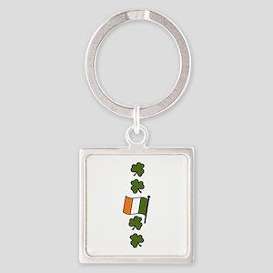 Ireland Flag Keychains