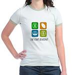 Four Seasons Jr. Ringer T-Shirt