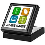 Four Seasons Keepsake Box