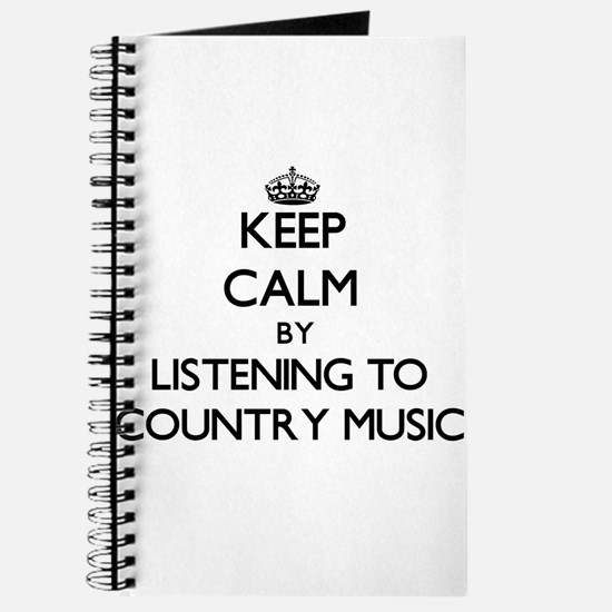Cool Country radio Journal