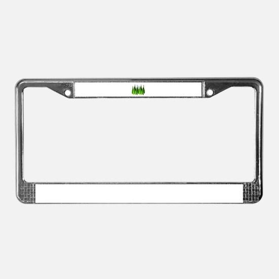 SO TIMELESS License Plate Frame
