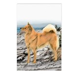 Finnish Spitz Postcards (Package of 8)