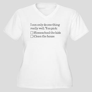 You Pick Women's Plus Size V-Neck T-Shirt