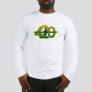 420 Ybg Long Sleeve T-Shirt